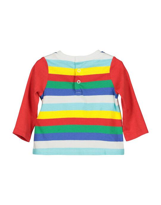 Tee-shirt manches longues bébé garçon FUCOTEE1 / 19SG1081TML099