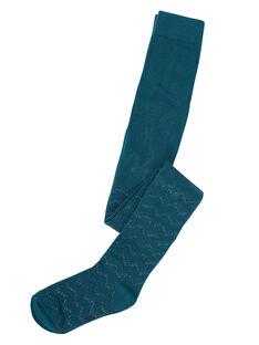 Collant Bleu marine JYACLOCOL / 20SI0111COL714