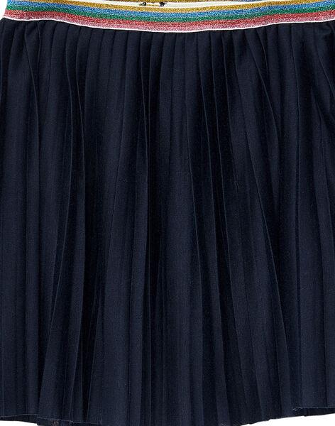 Jupe Bleue JAGRAJUP4 / 20S901E4JUPC243