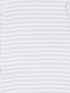 Body manches longues rayé motif éléphant LEGABODELE / 21SH1423BDL000
