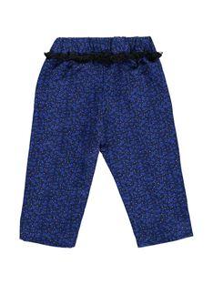 Pantalon bébé fille CIKLEPAN / 18SG09D1PAN099