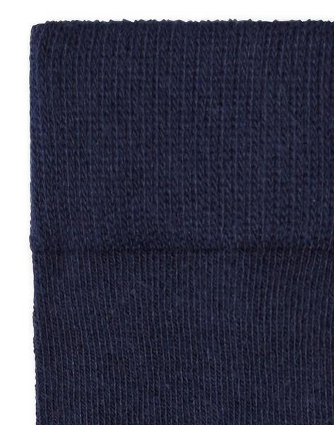 Collant Bleu marine LYIESCOL9 / 21SI0962COL070