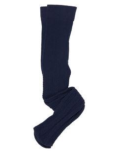 Collant Bleu marine JYIESCOL5 / 20SI0962COL070