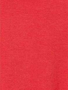 Combinaison Rouge LUNOCOM / 21SG10L1CBL410