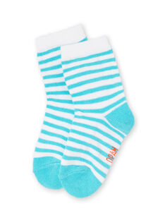 Chaussettes Turquoise LYUJOSCHO2 / 21SI1045SOQ202