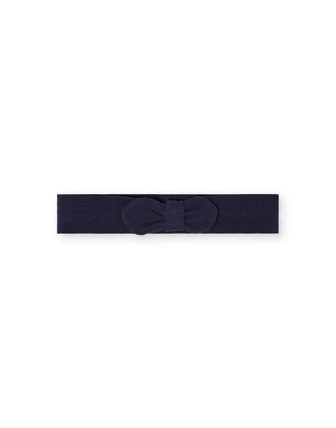 Bandeau Bleu marine LYIESBAN / 21SI0961BAN070
