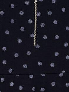 Robe Bleu marine GAJOLROB1 / 19W901L3D2F070