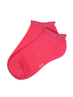 Chaussettes fantaisie fille FYAJOCHO6B / 19SI01G1SOQ302