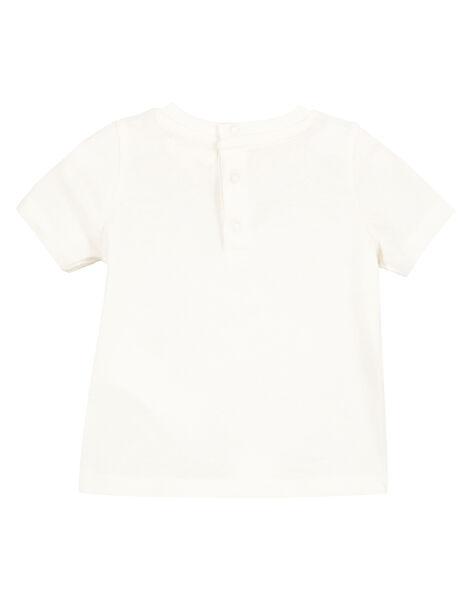 Tee-shirt imprimé bébé garçon FUYETI2 / 19SG10M2TMC001