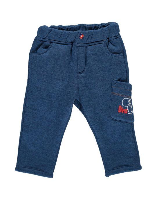 Pantalon bébé garçon DUPINPAN1 / 18WG10P1PAN099