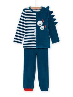 Pyjama Bleu MEGOPYJVER / 21WH1231PYJC225