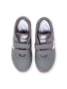 Chaussures sport Grise KFYV500RGP / 20XK3523D37940