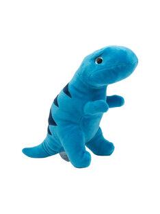 PELUCHES - 26/50 CM Multicolor JT rex bleu / 20T8GG18PE2099