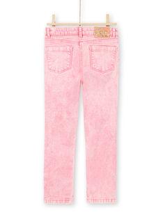Jeans Rose MAKAJEAN / 21W901I1JEAD305
