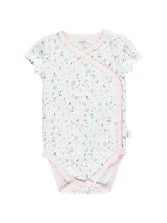 Body manches courtes fille CCFBODAOP2 / 18SF03C2BOD301