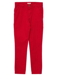 Pantalon Rouge JOJOPACHI6 / 20S90246D2BF505
