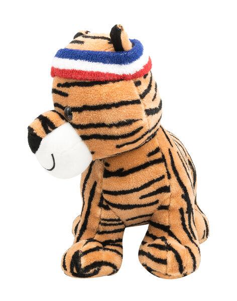 Peluche tigre joueur de tennis JTigre tennis / 20T8GM11PE2099
