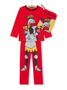 Pyjama Rouge LEGOPYJMAN1 / 21SH12S1PYG502