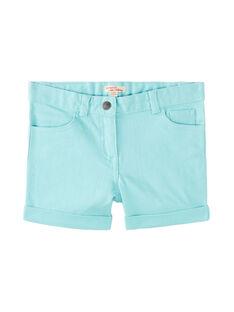 Short en jean bleu glacier  JAJOSHORT6 / 20S901T7D30213