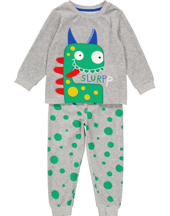 Pyjama GEGOPYJMON / 19WH1258PYJJ922