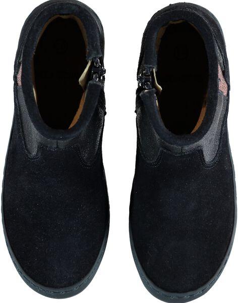 Boots Bleu marine KFBOOTCHRIS / 20XK3572D0D070
