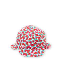 Chapeau Blanc LYICHAEX / 21SI09D2CHA000