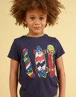 Tee Shirt Manches Courtes Gris LOPOETI2 / 21S902Y1TMCJ900