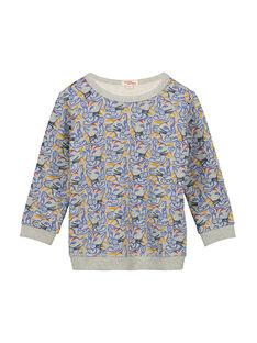Sweat Shirt Gris FOJOSWE2 / 19S90232SWBJ908