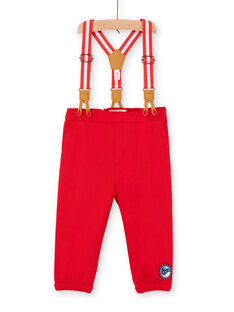 Pantalon Rouge  LUVIPAN / 21SG10U1PANF515