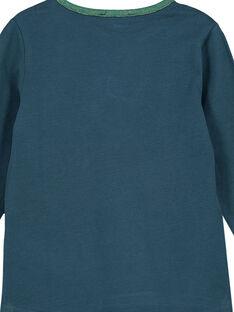 TEE SHIRT COL ELASTIQUE EN LUREX GATUTEE2 / 19W901Q3TML714