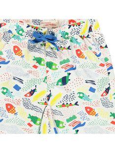Pantalon léger bébé garçon CUMAPAN / 18SG10U1PAN099