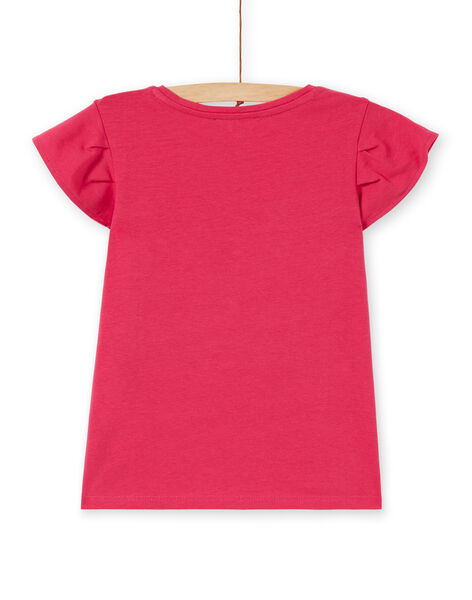Tee Shirt Manches Courtes Rose LAJOTI1 / 21S90133D31F507