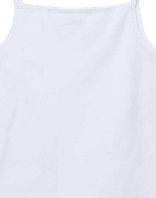 Lingerie Blanc JEFADELARC / 20SH1134HLI000