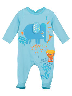 Dors-bien éléphant bébé garçon FEGAGREJAI / 19SH14H1GREC216