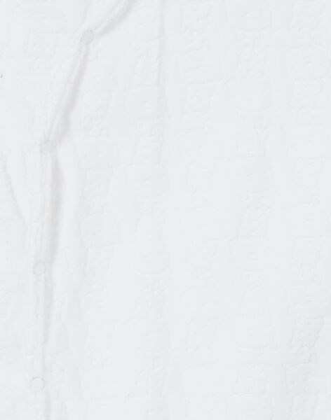 Grenouillère Blanche LOU1GRE6 / 21SF05H3GRE000
