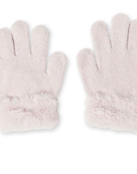 Paire de gants enfant fille KYABOGAN / 20WI01N1GANH705