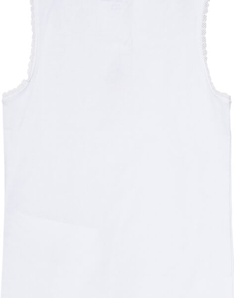 Lingerie Blanc JEFADELFRU / 20SH1131HLI000