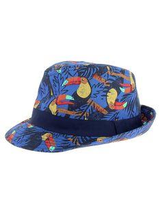 Chapeau Bleu CYOGAUCHA / 18SI02L1CHAC209