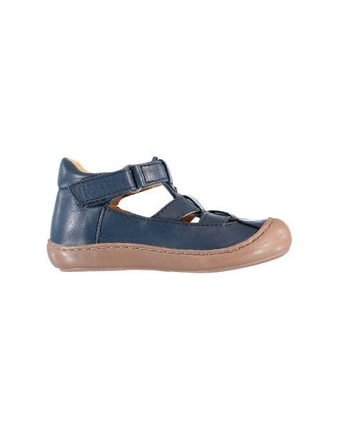 Chaussures salome Bleu marine JBGSALFLEX / 20SK38Y2D13070