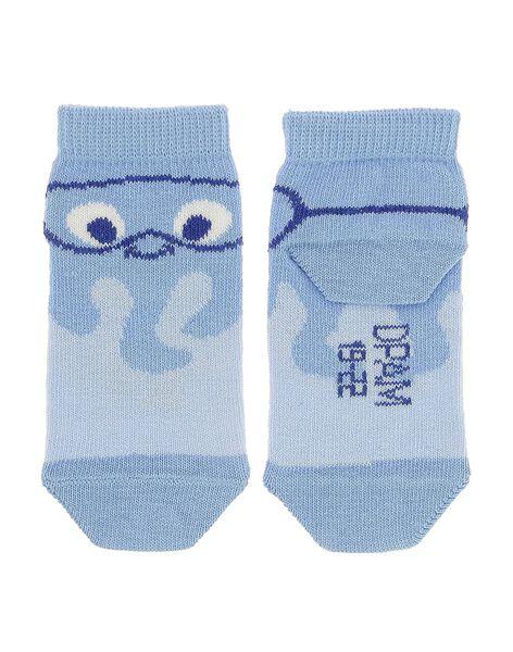 Chaussettes basses bébé garçon CYUJOCHO9A / 18SI10S6SOQ020