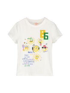 Tee-shirt manches courtes garçon FOLITI2 / 19S90222TMC001