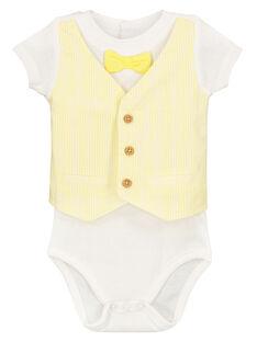 Body effet costume bébé garçon FUPOBOD / 19SG10C1BOD000