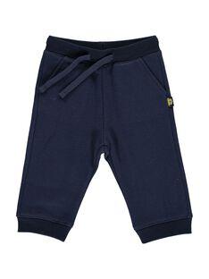 Pantalon de jogging bébé garçon DUJOBAJOG4 / 18WG1092JGBC205