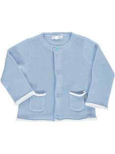 Gilet bébé garçon CCGGILET2 / 18SF04C1GIL020