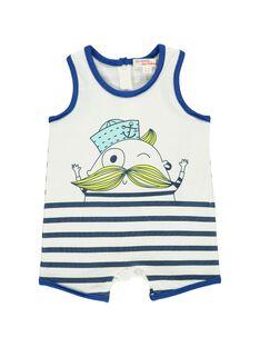 Maillot de bain combinaison bébé garçon CYUCOMB / 18SI1083MAI001