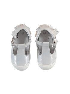 Chaussures salome Argent LBFSALFRANGE / 21KK3732D13956