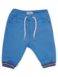 Pantalon Bleu  JUCEAPAN / 20SG10N1PAN201