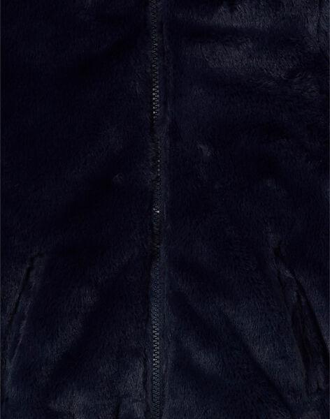 Doudoune Bleu marine LAFOUDOUNE / 21S901R1D3E070
