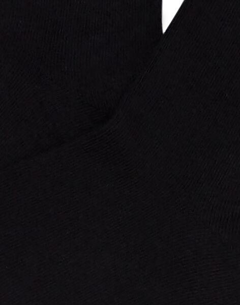 Chaussette noire bébé JYAESCHO3 / 20SI0169SOQ090