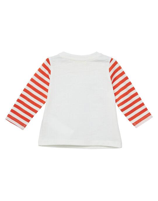 Tee shirt manches longues bébé garçon JUVITEE / 20SG10D1TML001